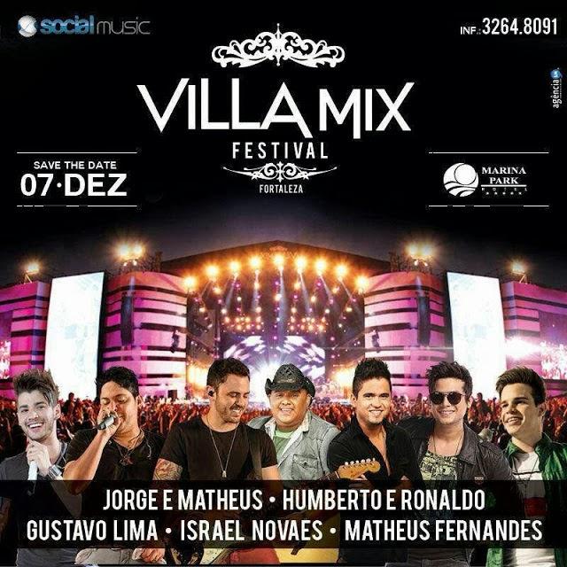 Villa Mix Festival Em Fortaleza Agenda De Eventos Viola Show O