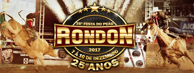 25ª Festa do Peão de Rondon