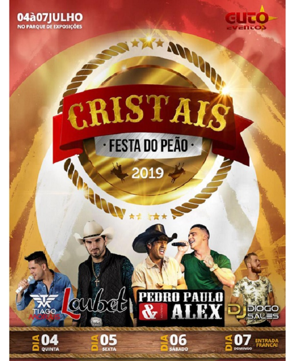 Festa do Peão de Cristais