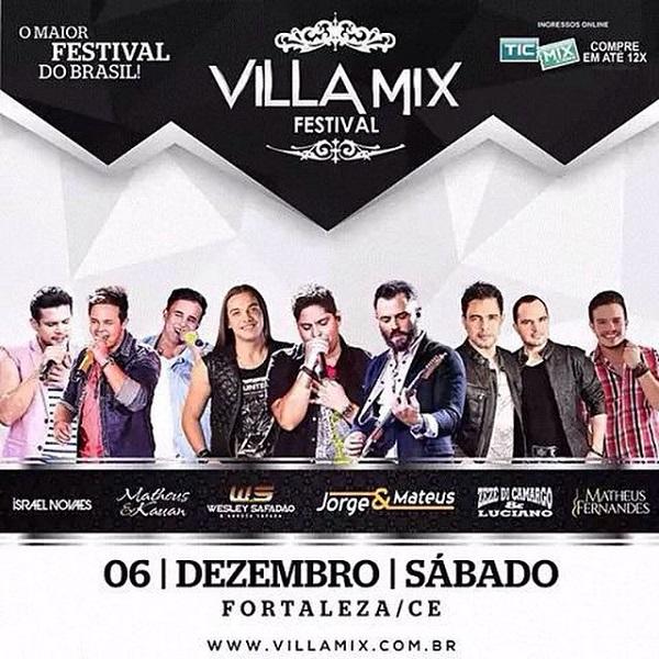 Villa Mix Festival Fortaleza Agenda De Eventos Viola Show O