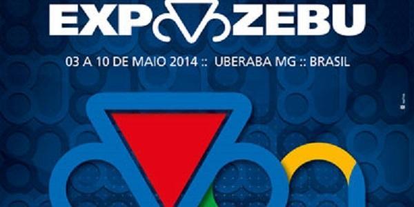 ExpoZebu 2014 – Estão abertas as inscrições da principal feira agropecuária das raças zebuínas do Brasil