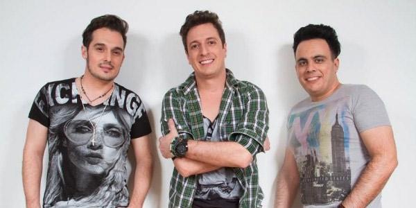 a musica tres amigos do trio bravana