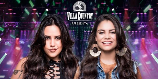 Day & Lara em grande show no Villa Country