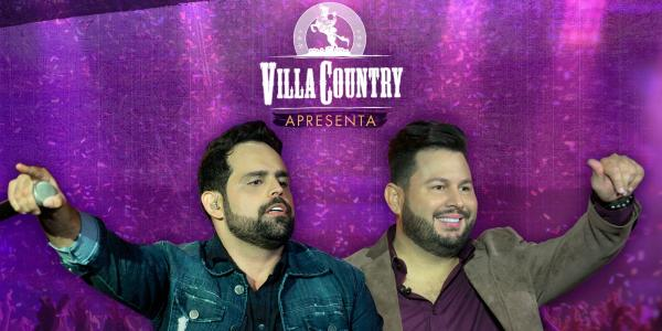 Diego & Arnaldo animam noite no Villa Country