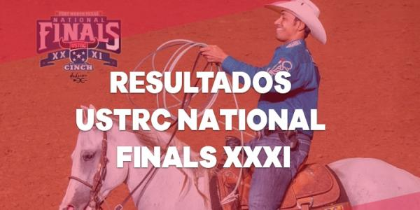 USTRC National Finals XXXI resultados completos