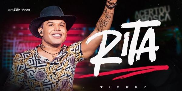 Tierry surge no país todo com o hit Rita, conheça o cantor por trás do sucesso